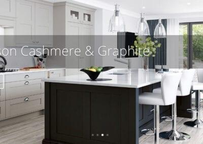 WordPress site for Armada Kitchens
