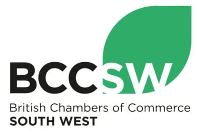 British Chambers of Commerce South West logo design