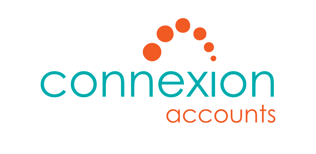 Connexion Accounts logo design