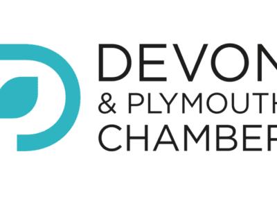 Rebranding for Devon & Plymouth Chamber of Commerce