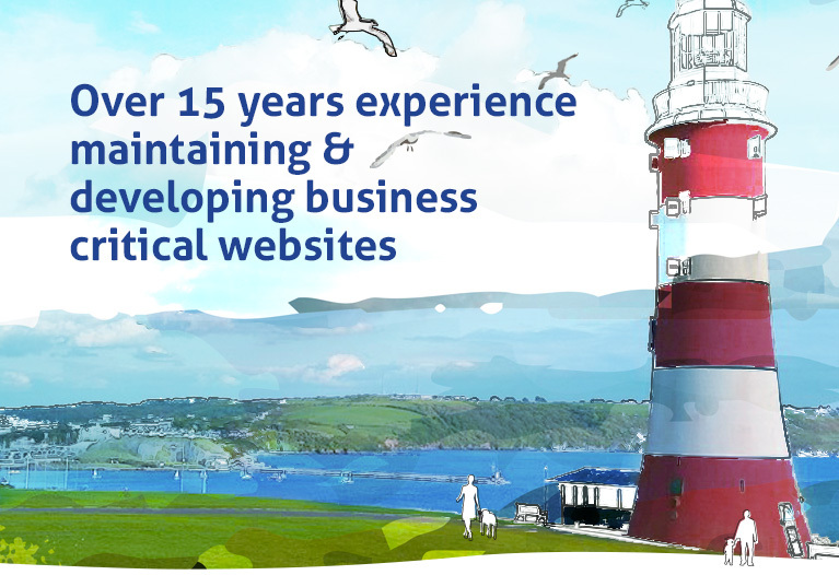 Over 15 years experience maintaining and developing business critical websites | WordPress · Magento · Drupal · Laravel