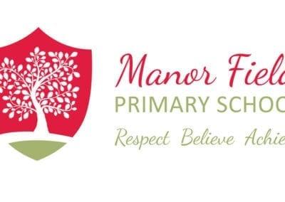 Rebranding for Manor Field Primary School