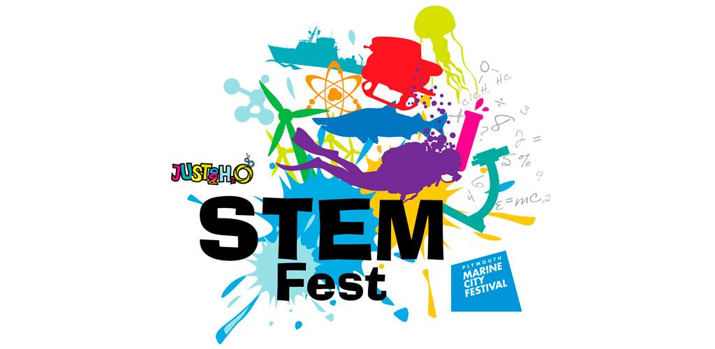 StemFest logo design